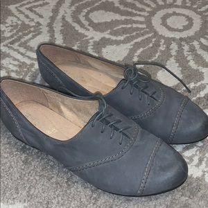Gray naturizler shoe